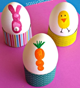 Brilliant DIY Egg Decorating Ideas 31