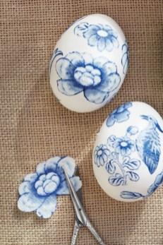 Brilliant DIY Egg Decorating Ideas 39