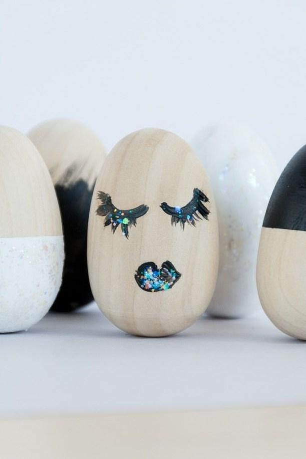 Brilliant DIY Egg Decorating Ideas 53