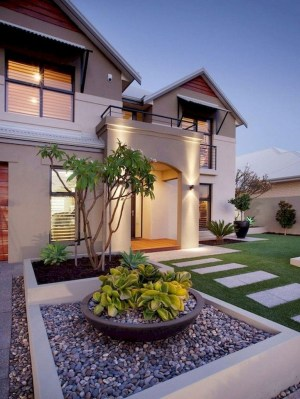 Cheap Front Yard Landscaping Ideas 17