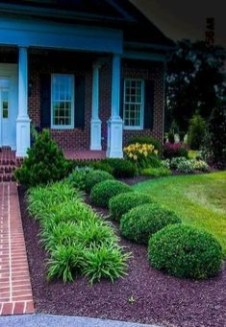 Cheap Front Yard Landscaping Ideas 32