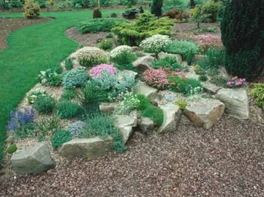 Clever & Beautiful Yard Island Landscaping for Backyard and Front yard 34