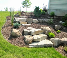 Clever & Beautiful Yard Island Landscaping for Backyard and Front yard 38