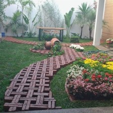 Clever & Beautiful Yard Island Landscaping for Backyard and Front yard 40