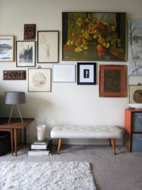 Clever DIY Home Décor to Upgrade your Apartment 32