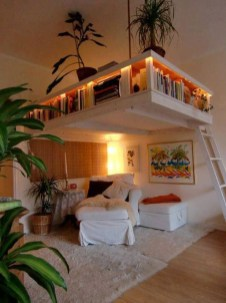 Clever and Creative Decorating Ideas for Small Home 01