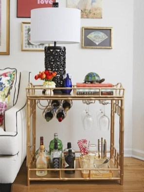 Clever and Creative Decorating Ideas for Small Home 41
