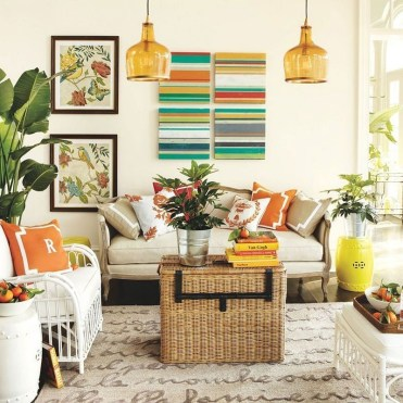 Colorful Furniture Ideas to Makeover your Interior 16