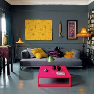 Colorful Furniture Ideas to Makeover your Interior 21