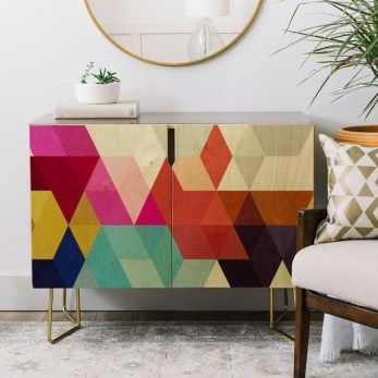 Colorful Furniture Ideas to Makeover your Interior 42