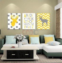 Colorful Furniture Ideas to Makeover your Interior 52