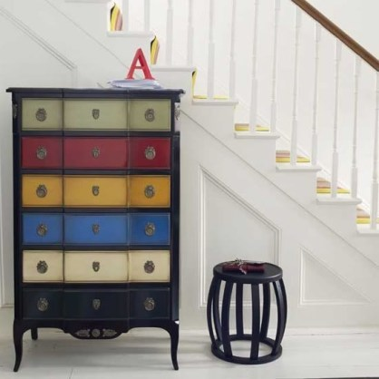 Colorful Furniture Ideas to Makeover your Interior 58