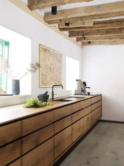 Cozy DIY for Rustic Kitchen Ideas 06