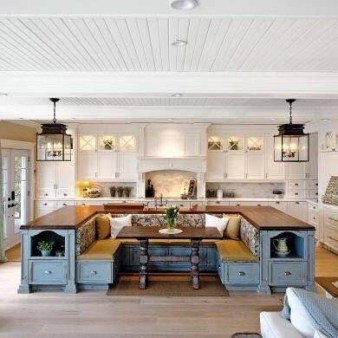 Cozy DIY for Rustic Kitchen Ideas 08