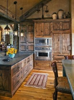 Cozy DIY for Rustic Kitchen Ideas 11