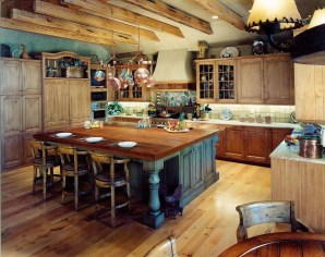 Cozy DIY for Rustic Kitchen Ideas 40