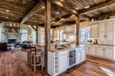 Cozy DIY for Rustic Kitchen Ideas 49