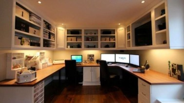 Cubicle Workspace Decorating Ideas 10