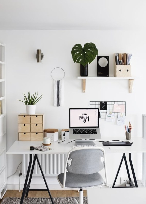 Cubicle Workspace Decorating Ideas 20