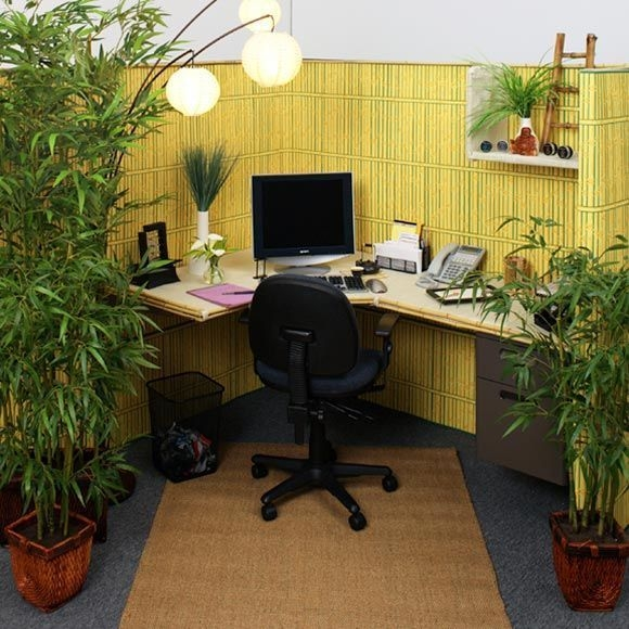 Cubicle Workspace Decorating Ideas 25