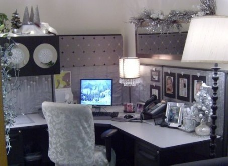 Cubicle Workspace Decorating Ideas 28