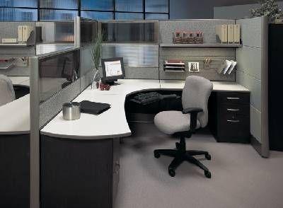 Cubicle Workspace Decorating Ideas 31