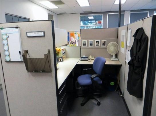 Cubicle Workspace Decorating Ideas 43