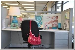 Cubicle Workspace Decorating Ideas 50