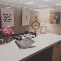 Cubicle Workspace Decorating Ideas 51