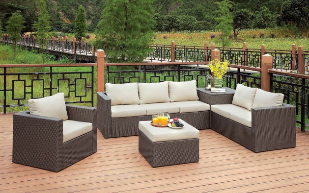 DIY Patio Deck Decoration Ideas on A Budget 01