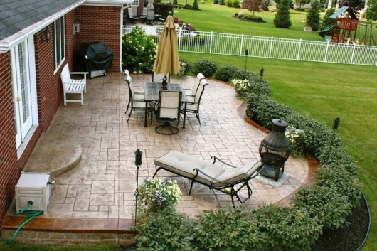 DIY Patio Deck Decoration Ideas on A Budget 23