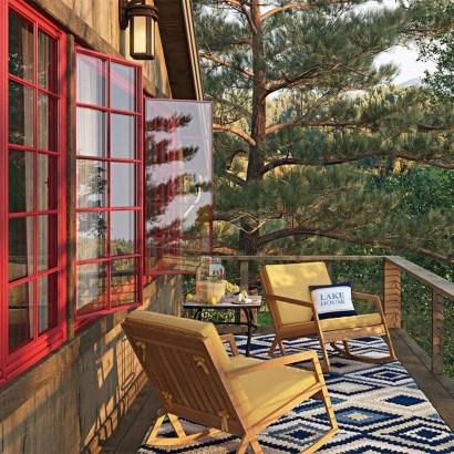 DIY Patio Deck Decoration Ideas on A Budget 37