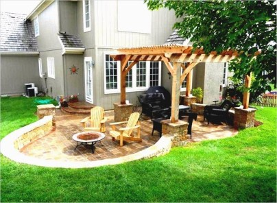 DIY Patio Deck Decoration Ideas on A Budget 39