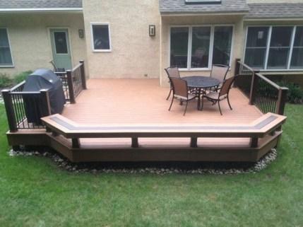 DIY Patio Deck Decoration Ideas on A Budget 48