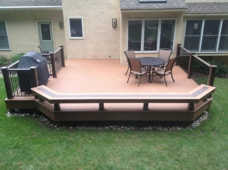 DIY Patio Deck Decoration Ideas on A Budget 48