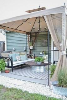 DIY Patio Deck Decoration Ideas on A Budget 49