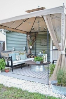 DIY Patio Deck Decoration Ideas on A Budget 49