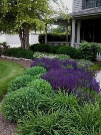 Easy And Low Maintenance Front Yard Landscaping Ideas 01