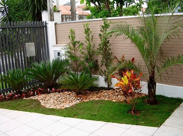 Examples Landscaping Ideas You can Put in House Page 04