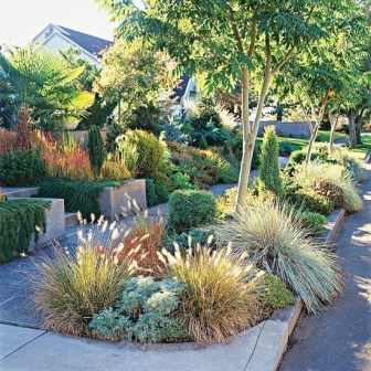 Examples Landscaping Ideas You can Put in House Page 05