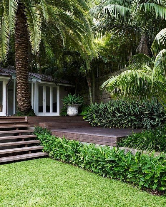 Examples Landscaping Ideas You can Put in House Page 09