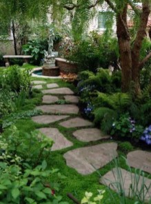 Examples Landscaping Ideas You can Put in House Page 14