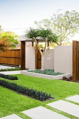 Examples Landscaping Ideas You can Put in House Page 27