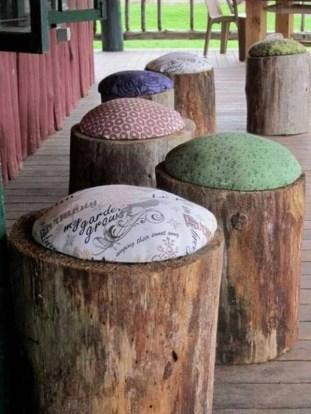 Inspiring DIY Outdoor Furniture Ideas 05