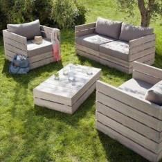 Inspiring DIY Outdoor Furniture Ideas 31