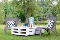 Inspiring DIY Outdoor Furniture Ideas 37