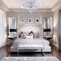 Luxury Huge Bedroom Decorating Ideas 30