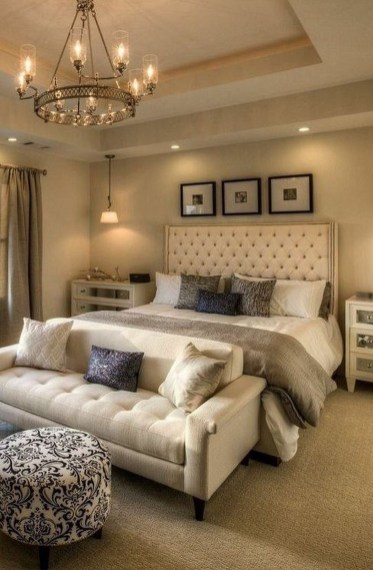 Luxury Huge Bedroom Decorating Ideas 39
