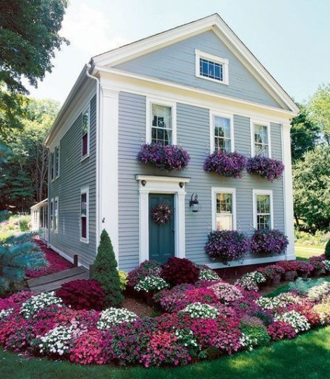 Simple But Beautiful Front Yard Landscaping Ideas 19