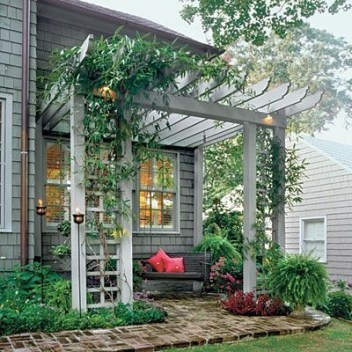 Simple But Beautiful Front Yard Landscaping Ideas 30